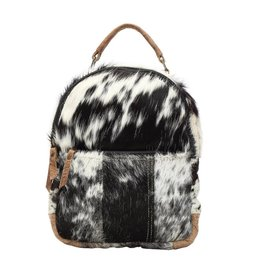 Myra COMPACT HAIR-ON BACKPACK BAG