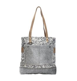 Myra HAIRON POCKETS TOTE BAG