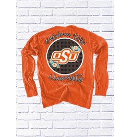 Calamity Jane OSU BUFFALO CHECK CIRCLE BACK