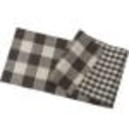 TABLE RUNNER BUFFALO CHECK