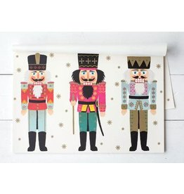HESTER AND COOK NUTCRACKERS PLACEMAT