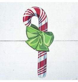 HESTER AND COOK CANDY CANE TABLE ACCENT PACK OF 12