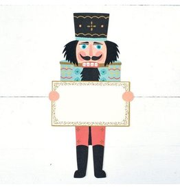 HESTER AND COOK NUTCRACKER TABLE ACCENT