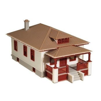 Atlas N Barb Bungalow Home Kit # 2846