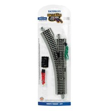 Bachmann HO Remote Turnout Left # 44561