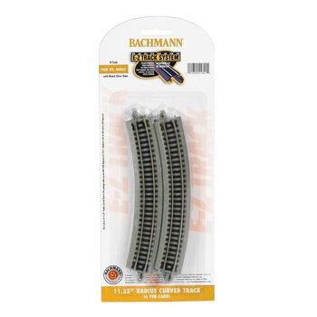 Bachmann N EZ Track Raduis 11-3/4 Curved Track # 44801