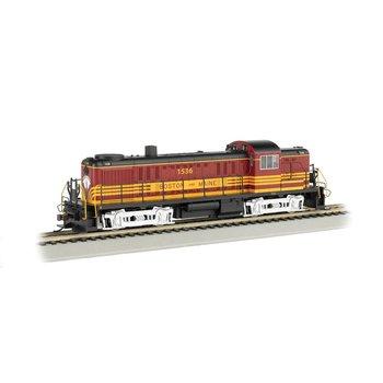 Bachmann 63903 Ho Boston & Maine RS-3 #1536/DCC Sound