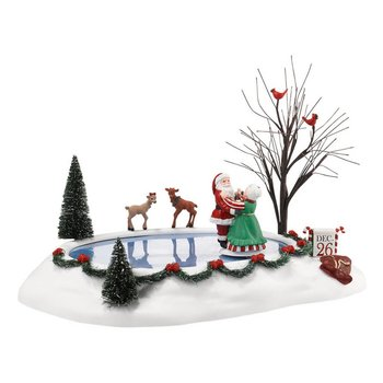 Department 56 Accessories Christmas Waltz # 4030378
