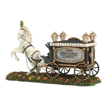 Department 56 Halloween Haunted Hearse # 4036603