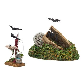 Department 56 Halloween Creepy Creatures Bats # 4038893