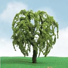 JTT Microscale Bachmann Willow 3''-3.5'' Pro-Elite/2 Trees Per Package # 92302