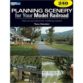 Kalmbach Planning Acenery for Your Model Railroad # 12410