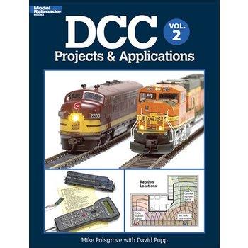 Kalmbach DCC Projects & Applications Vol. 2 # 12441