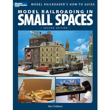 Kalmbach Model RailRoading in Small Spaces # 12442