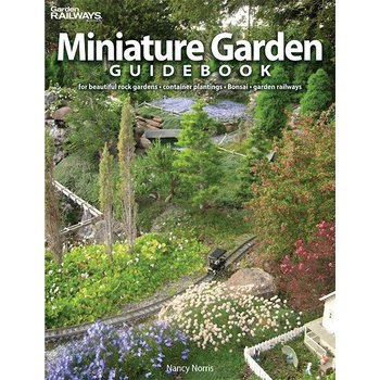 Kalmbach Miniature Garden Guide Book # 12444