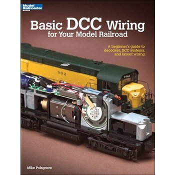 Kalmbach DCC wiring for Model Trains # 12448