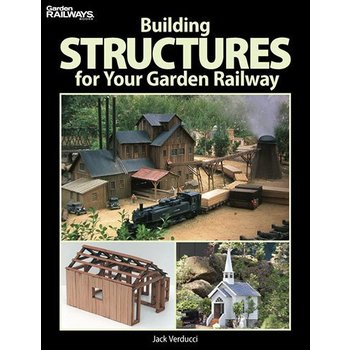 Kalmbach Building Structures for your Garden Railway # 12457