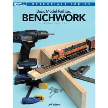 Kalmbach Basic Model Railroad Benchwork # 12469