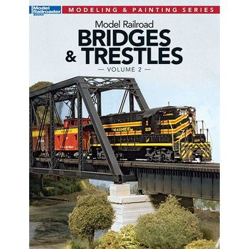 Kalmbach Model Railroads Bridges & Trestles # 12474