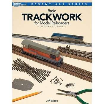 Kalmbach Basic Trackwork for Model Trains # 12479