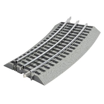 Lionel O Curve O36 1/2 Track with Roadbed # 6-12022