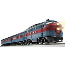 Lionel O 10th Anniversary Diesel Polar Express Passenger Set # 6-30220