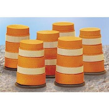 Lionel O Highway Barrels # 6-32922