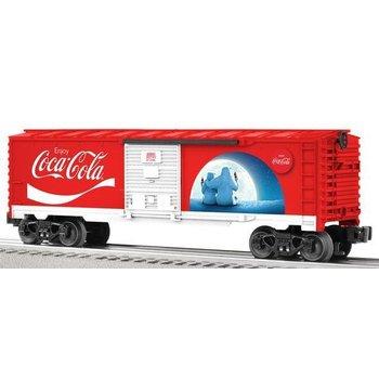 Lionel O Coke Polar Bear Boxcar # 6-39361