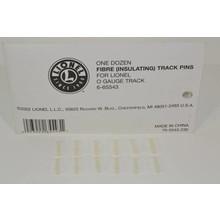 Lionel O-Gauge Fibre Pins # 6-65543