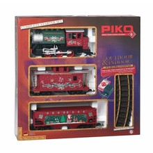 Piko G Christmas Freight Starter set # 38105