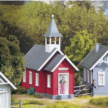Piko G Little Red School House # 62243