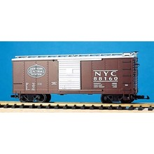 USA G New York Central  #88168 STEEL SIDED BOX # R19054A