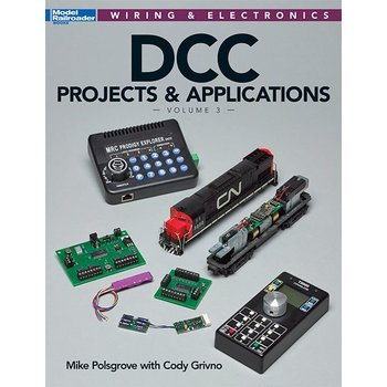 Kalmbach DCC Pojects & Applications Volume 3 # 12486