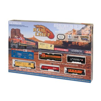 Bachmann HO Rail Chief Train Set # 00706