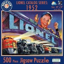 Lionel Catalog series 1952 Puzzle # 9-32012
