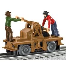 Lionel O Western Union Handcar # 6-81440