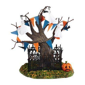 Department 56 Halloween Halloween Town Tree # 4044893