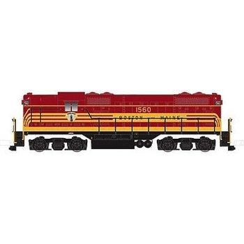 Atlas N GP7 #1565 Boston & Maine Diesel Loco # 40002169