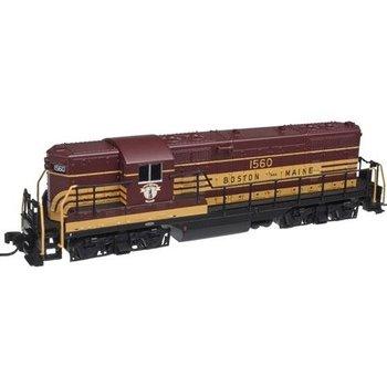 Atlas N GP7 #1570 Boston & Maine Diesel Loco # 40002170