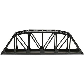 "Atlas Through Truss 18"" Black Bridge Kit w/Code 100 Track # 888"