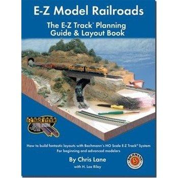 Bachmann HO E-Z Model Railroads The E-Z Track Planning Guide & Layout Book # 99978