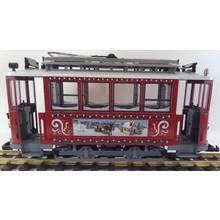 LGB Christmas Streetcar Starter Set # 72351