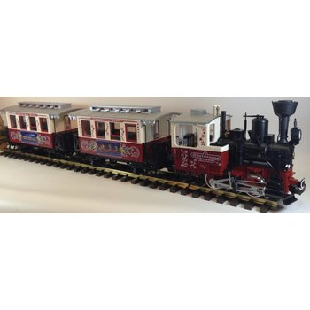 LGB Christmas Train Starter Set # 72304