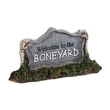 Department 56 Halloween Welcome to the Boneyard # 4038900