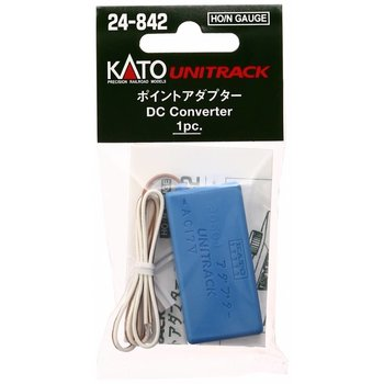 Kato N DC Converter Unitrack For Electrical Accessories # 20-842