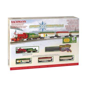 Bachmann N Spirit Of Christmas Set # 24017
