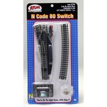 Atlas Standard Line Remote Switch Left Hand # 2700