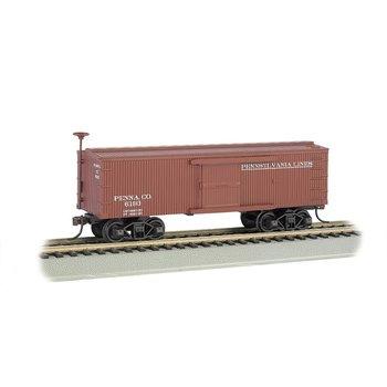 Bachmann HO Old Time Pennsylvania Lines Box Car # 72304