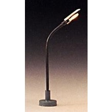 "Model Power HO Single Highway Light, Clear 2"" (3) # 497"