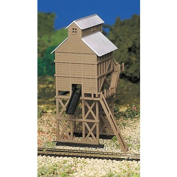 Bachmann N Built-Up Coaling Station # 45811